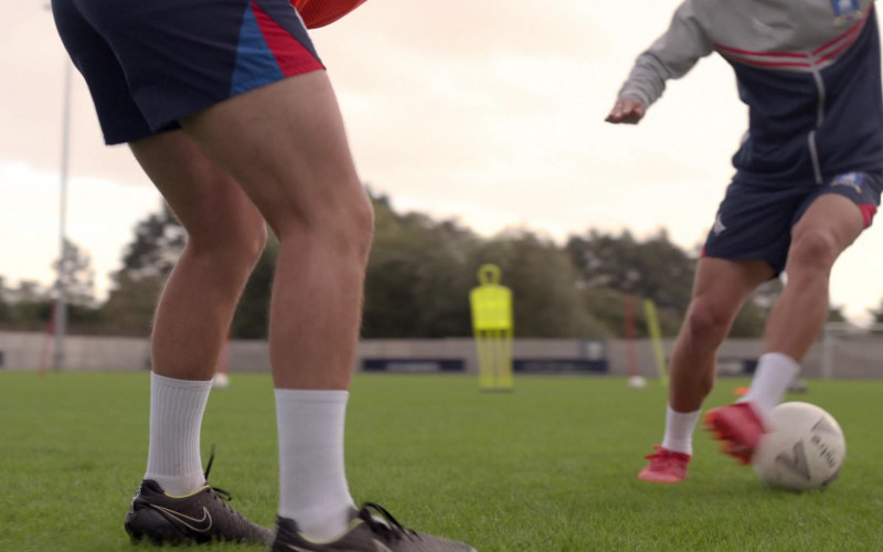 Nike Soccer Black Boots in Ted Lasso S01E01 Pilot (2020)