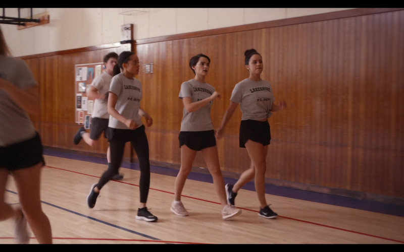 Nike Women's Sneakers in Trinkets S02E10
