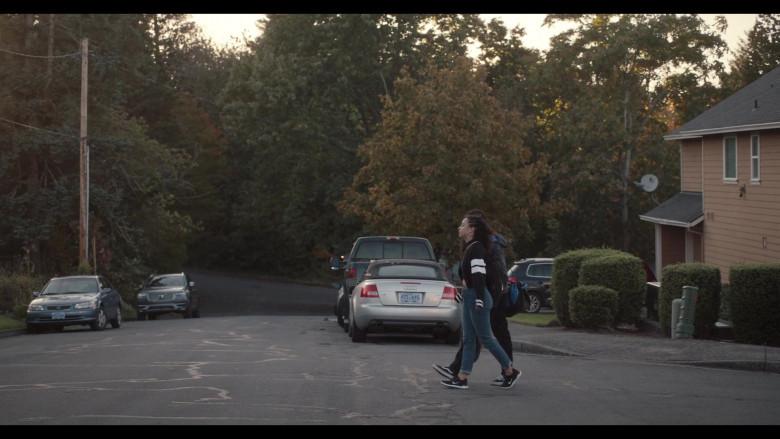 Nike Women's Sneakers of Kiana Madeira as Moe Truax in Trinkets S02E03