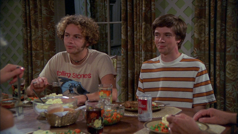 Old Milwaukee Beer Can in That '70s Show S02E04