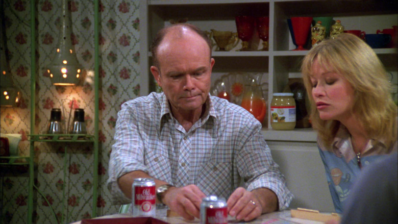 Old Milwaukee Beer in That '70s Show S02E15