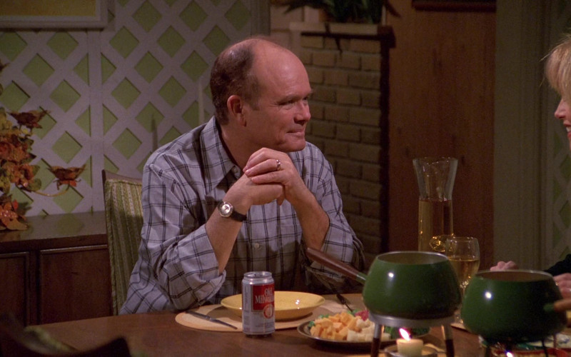 Old Milwaukee Beer of Kurtwood Smith as Red Forman in That '70s Show S01E16