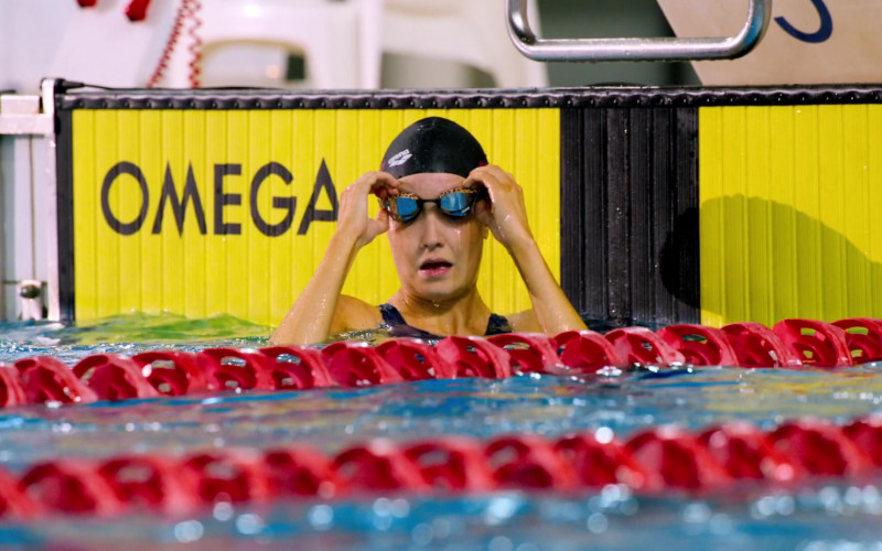 Omega in Swimming for Gold Movie (2)