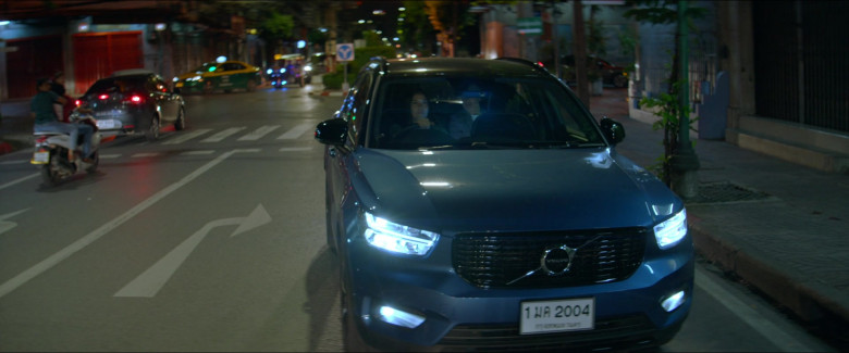 One Night in Bangkok – Volvo XC40 T5 AWD R-Design Blue SUV (2)