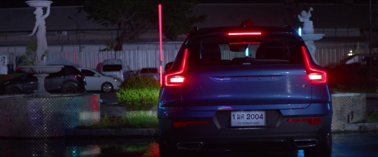 One Night in Bangkok – Volvo XC40 T5 AWD R-Design Blue SUV (3)
