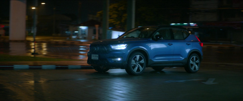 One Night in Bangkok – Volvo XC40 T5 AWD R-Design Blue SUV (5)