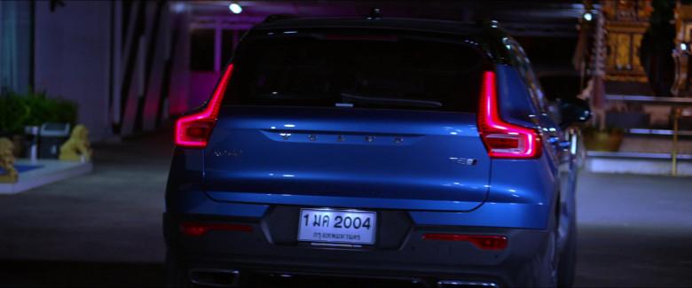 One Night in Bangkok – Volvo XC40 T5 AWD R-Design Blue SUV (6)