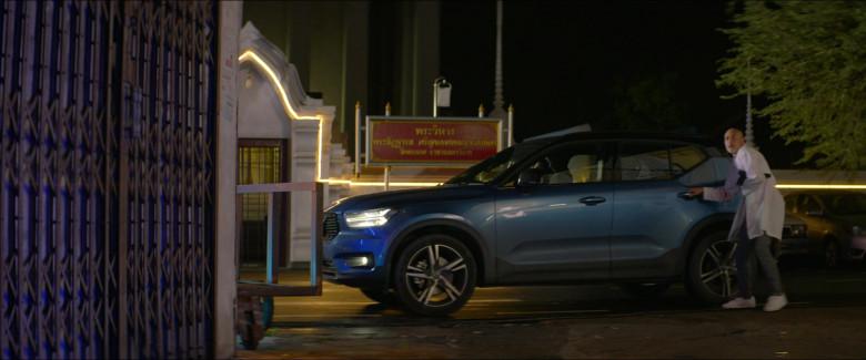 One Night in Bangkok – Volvo XC40 T5 AWD R-Design Blue SUV (7)