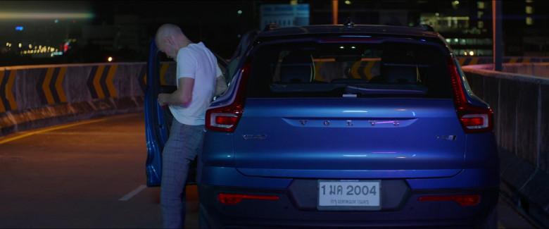 One Night in Bangkok – Volvo XC40 T5 AWD R-Design Blue SUV (9)