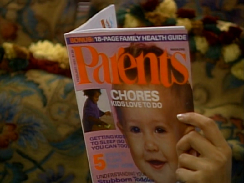 Parents Magazine in The Fresh Prince of Bel-Air S01E22 (1)