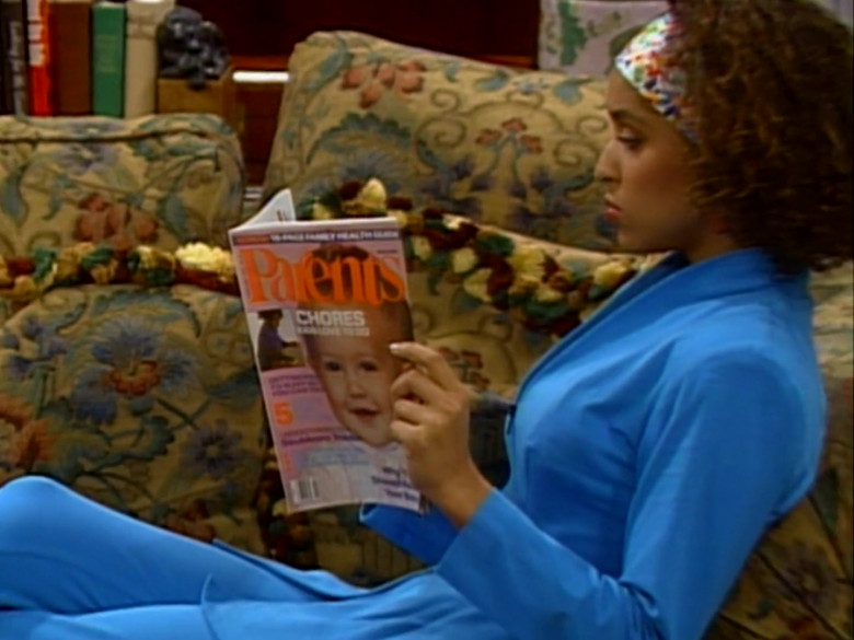 Parents Magazine in The Fresh Prince of Bel-Air S01E22 (2)