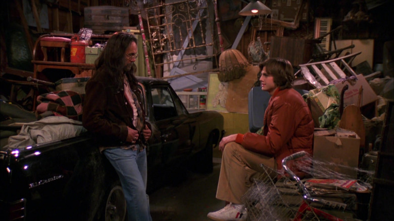 Patrick Sneakers of Ashton Kutcher as Michael Kelso in That '70s Show S03E14