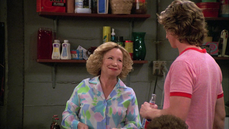 Pepsi Soda Enjoyed by Josh Meyers as Randy Pearson in That '70s Show S08E04 (1)