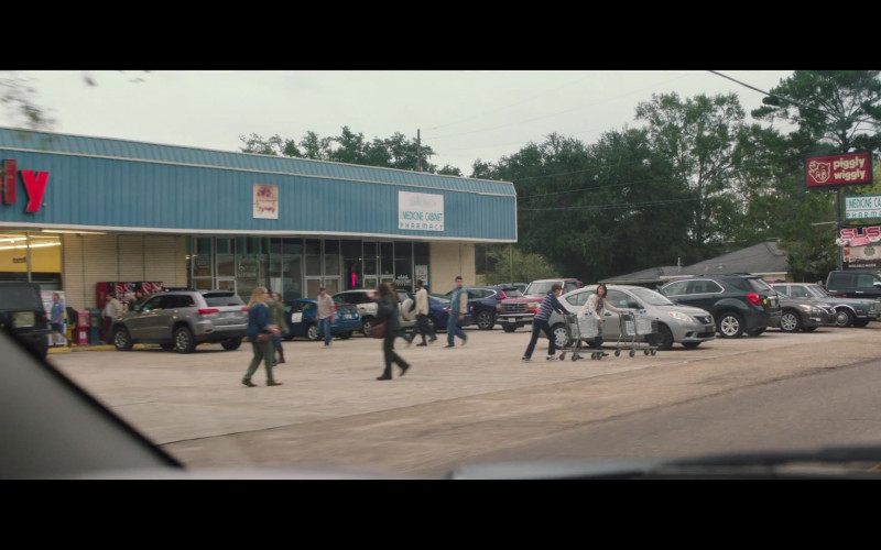 Piggly Wiggly Supermarket in The Secret Dare to Dream