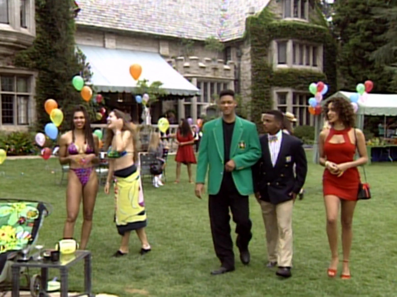 Playboy Mansion and Hugh Hefner in The Fresh Prince of Bel-Air TV Show (1)