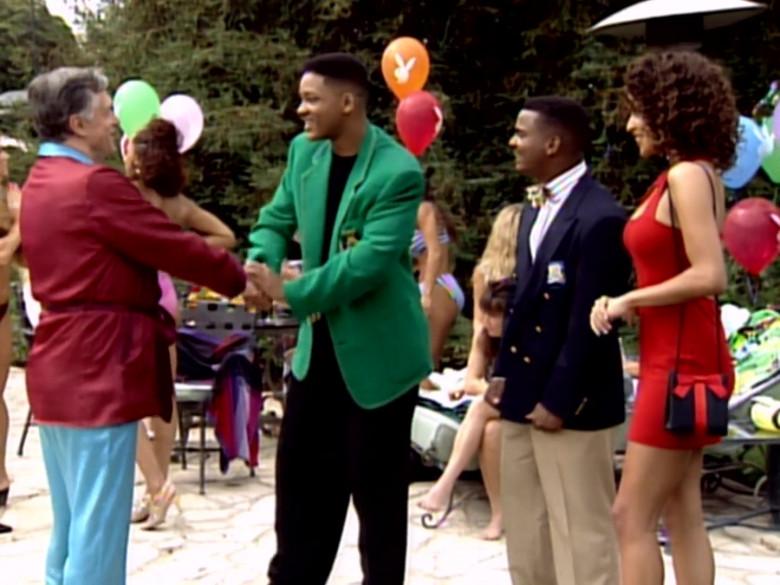 Playboy Mansion and Hugh Hefner in The Fresh Prince of Bel-Air TV Show (3)