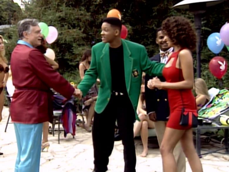 Playboy Mansion and Hugh Hefner in The Fresh Prince of Bel-Air TV Show (4)