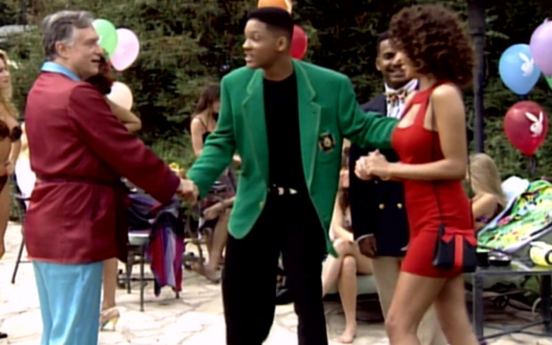 Playboy Mansion and Hugh Hefner in The Fresh Prince of Bel-Air TV Show (4)