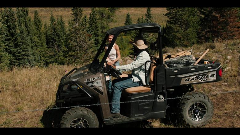 Polaris RANGER 1000 UTV in Yellowstone S03E08