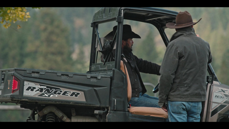 Polaris RANGER XP 1000 Utility Terrain Vehicle in Yellowstone S03E10