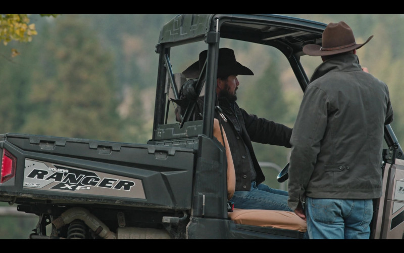 Polaris RANGER XP 1000 Utility Terrain Vehicle in Yellowstone S03E10