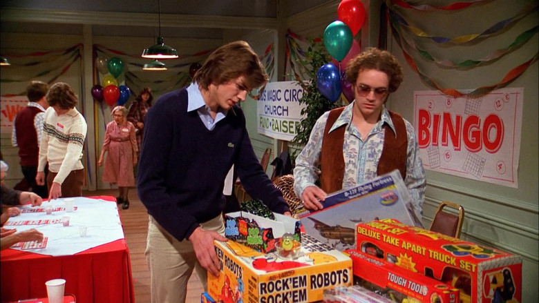 Pop Rocks Candies in That '70s Show S03E20