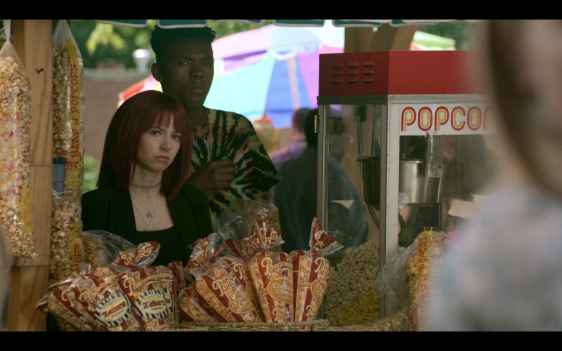 Popcornopolis Popcorn in Teenage Bounty Hunters S01E06