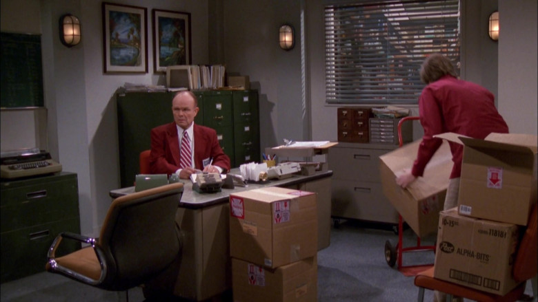 Post Alpha-Bits Breakfast Cereal in That '70s Show S02E24 (1)