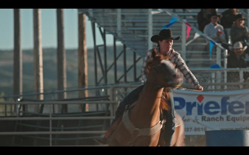 Priefert Rodeo & Ranch Equipment in Yellowstone S03E10 (1)