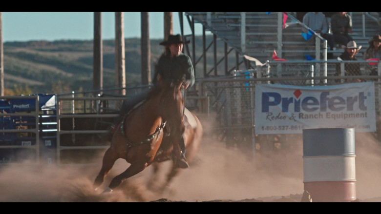 Priefert Rodeo & Ranch Equipment in Yellowstone S03E10 (2)