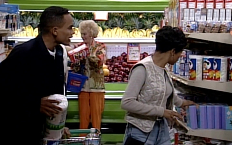 Quaker Oats in The Fresh Prince of Bel-Air S05E11