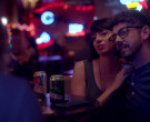 Revolution Beer Enjoyed by Kate Micucci & Jorma Taccone in I...