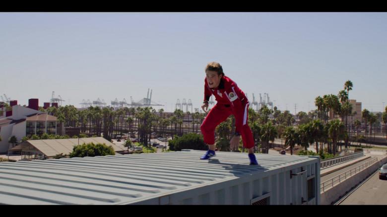 Ricardo Hurtado as Tyler Wears New Balance Shoes Outfit (2)