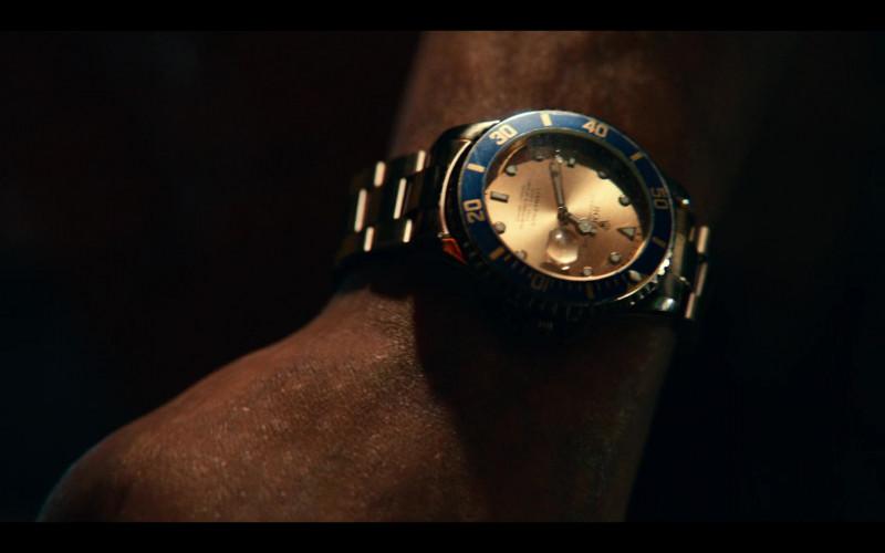 Rolex Men's Watch in Project Power (2020)