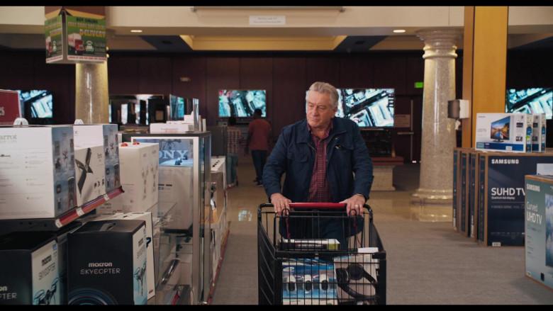Samsung SUHD TV in The War with Grandpa (2020)