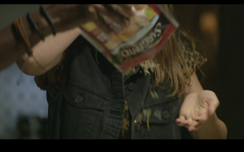 Sargento Cheese in Teenage Bounty Hunters S01E05