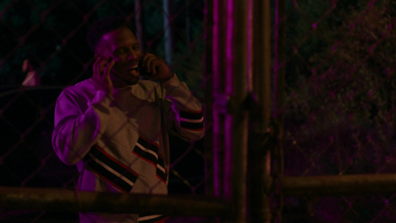 Sean John Men's Sweatshirt Outfit in P-Valley S01E07 (1)