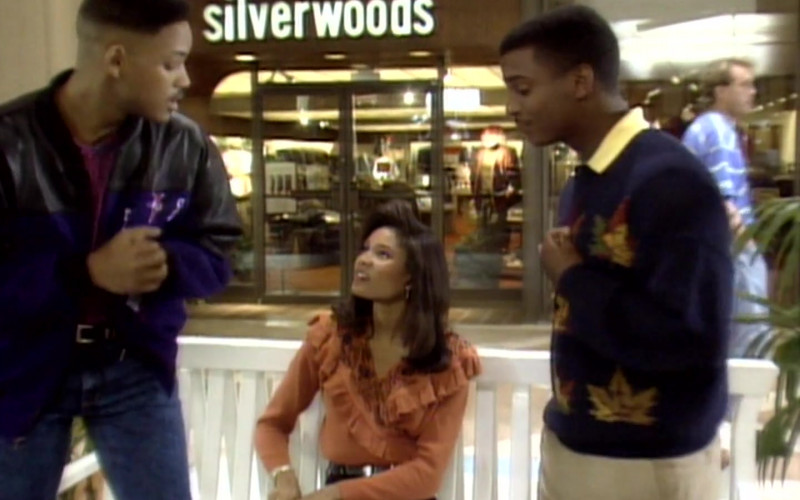 Silverwoods Men's Clothing Store in The Fresh Prince of Bel-Air S01E09