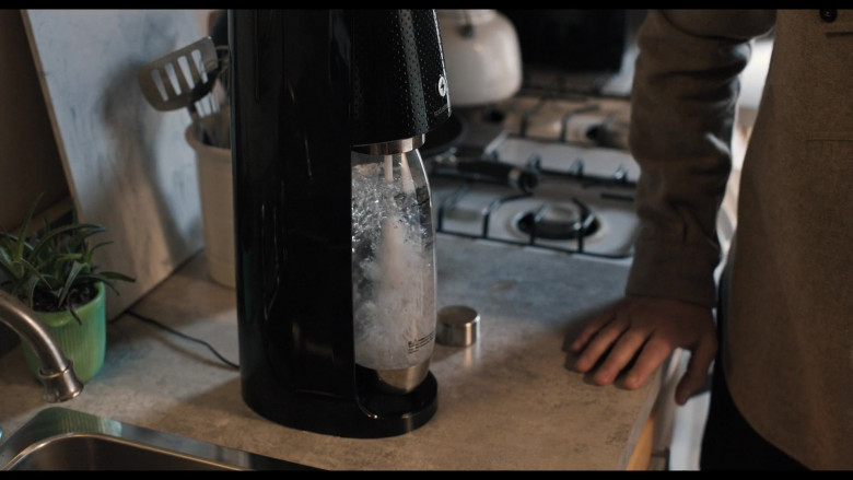 SodaStream Sparkling Water Maker in An American Pickle (2)