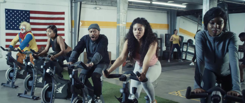 "SoulCycle Indoor Cycling Workout Class in ""VIDA LOCA"" by Black Eyed Peas, Nicky Jam & Tyga"