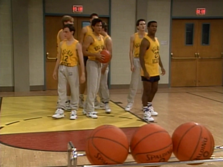 Spalding Basketballs in The Fresh Prince of Bel-Air S01E11