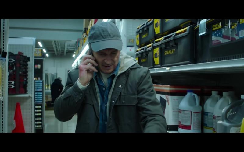 Stanley Tools in Honest Thief (2020)