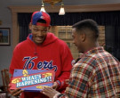 Starter Cap Worn by Will Smith in The Fresh Prince of Bel-Ai...