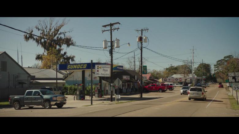 Sunoco Gas Station in The Secret Dare to Dream