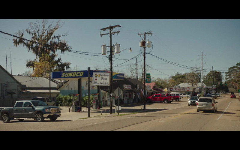 Sunoco Gas Station in The Secret Dare to Dream