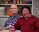 TAB Soda Drink Enjoyed by Don Stark as Bob Pinciotti in That...