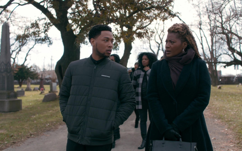 The Chi S03E10 Outfits – Primitive Bomber Jacket Worn by Jacob Latimore as Emmet
