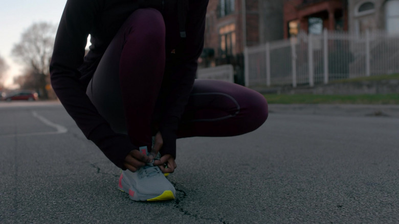 The Chi S03E10 Sneakers – Puma Cell Phase Gray Training Shoes For Women