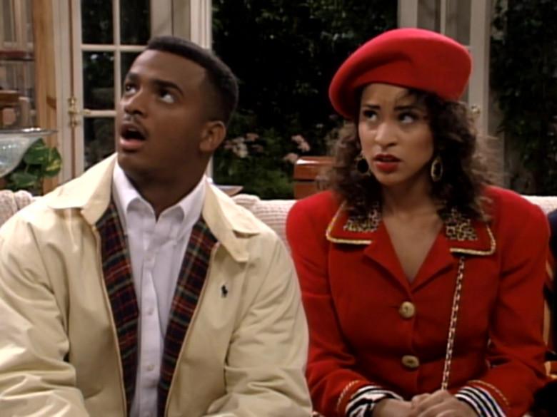 The Fresh Prince of Bel-Air S03E22 – Ralph Lauren Jacket Worn by Alfonso Ribeiro (Carlton Banks) (2)