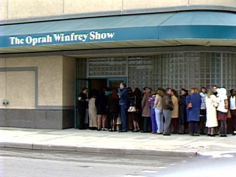 The Oprah Winfrey Show in The Fresh Prince of Bel-Air S03E09 TV Show (1)